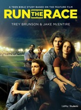 Run the Race: A Journey to Find that Jesus Is Enough--Bible Study Guide
