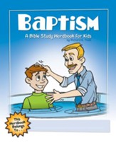 Baptism: A Bible Study Wordbook for Kids - eBook
