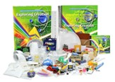 Exploring Creation with Chemistry & Physics Curriculum & Lab Set (with Junior Notebooking Journal)