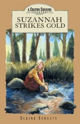 Suzannah Strikes Gold - eBook