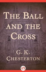 The Ball and the Cross - eBook