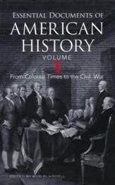 The Declaration of Independence, The Constitution and Other Essential Documents of American History