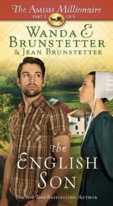 The English Son: The Amish Millionaire Part 1 - eBook