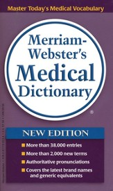 Merriam-Webster's Medical Dictionary  - Slightly Imperfect