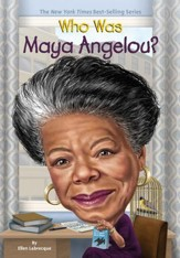 Who Was Maya Angelou? - eBook