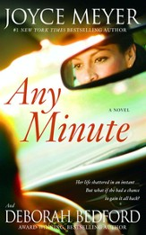 Any Minute: A Novel - eBook