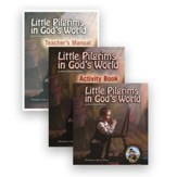 Little Pilgrims in God's World Set,  3 Volumes, Kindergarten