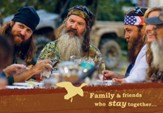 Duck Dynasty, Family and Friends, Praying For You Cards, Pack of 6