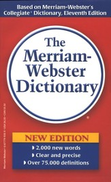 The Merriam-Webster Dictionary (Mass Market)