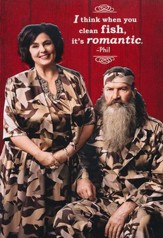 Duck Dynasty, Miss Kay and Phil Love Cards, Pack of 6