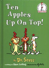 Ten Apples Up On Top! An I Can Read It All By Myself Beginner  Book