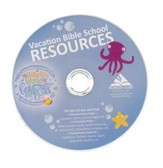 The Wacky World of Water VBS: Dive into God's Word! Resource CD