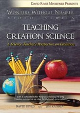 Teaching Creation Science: A Science Teacher's Perspective on Evolution [Streaming Video Purchase]