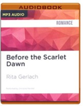 #1: Before the Scarlet Dawn - unabridged audio book on CD