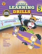 Daily Learning Drills, Grade 5
