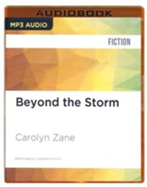 #1: Beyond the Storm - unabridged audio book on CD