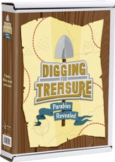 Digging for Treasure: Parables Revealed, Starter Kit