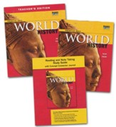 Prentice Hall World History Homeschool Bundle