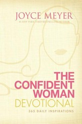 The Confident Woman Devotional: 365 Daily Inspirations - eBook