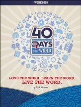 40 Days in the Word Participant Workbook