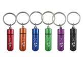 Anointing Oil, Keychain Vial, 6 Pieces