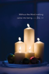 Candlelight Bulletin (Package of 50)