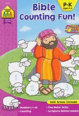 Bible Counting Fun! Ages 4-6