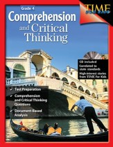 Comprehension and Critical Thinking  Grade 4