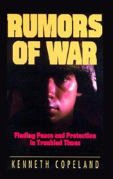 Rumors of War: Finding Peace and Protection in Troubled Times - eBook