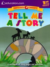 Tell Me a Story Workbook, 1st Grade
