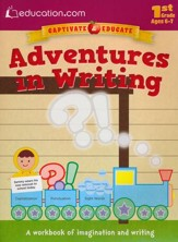 Adventures in Writing Workbook, 1st Grade
