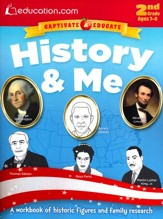 History and Me Workbook, 2nd Grade