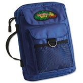 The Adventure Bible-Bible Cover, Medium, Blue