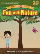 Fun with Nature Workbook, 1st Grade