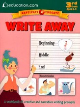 Write Away Workbook, 3rd Grade