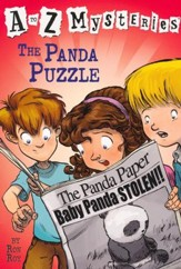 The Panda Puzzle: A to Z Mysteries #16