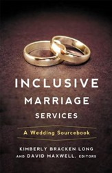 Inclusive Marriage Services: A Wedding Sourcebook - eBook