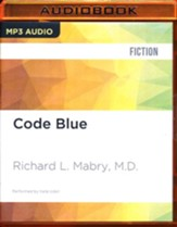 #1: Code Blue, Unabridged MP3-CD