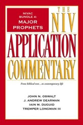 NIVAC Bundle 4: Major Prophets - eBook