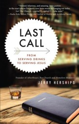 Last Call: From Serving Drinks to Serving Jesus - eBook