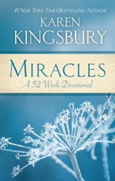 Miracles: A 52-Week Devotional - eBook