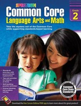 Common Core Math and Language Arts, Grade 2