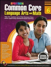 Common Core Math and Language Arts, Grade 6