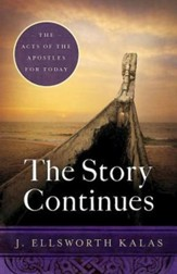 The Story Continues: The Acts of the Apostles for Today - eBook