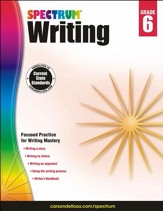 Spectrum Writing Grade 6 (2014 Update)