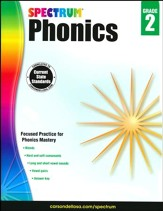 Spectrum Phonics & Word Study Grade  2 (2014 Update)