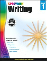 Spectrum Writing Grade 1 (2014 Update)