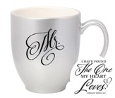 Mr. Mug, I have found the one...