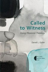 Called to Witness: Doing Missional Theology - eBook