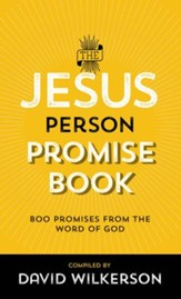 The Jesus Person Pocket Promise Book: Over 800 Promises from the Word of God - eBook